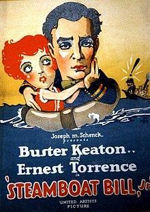 Steamboat bill keaton